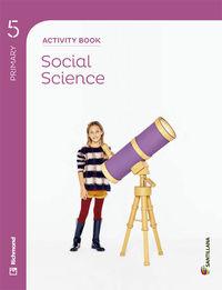 EP 5 - SOCIALES CUAD. (INGLES) - SOCIAL SCIENCE WB