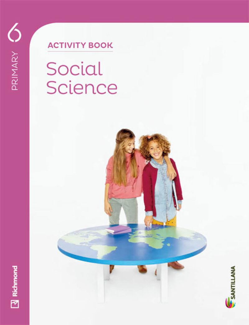 EP 6 - SOCIALES CUAD. (INGLES) - SOCIAL SCIENCE WB