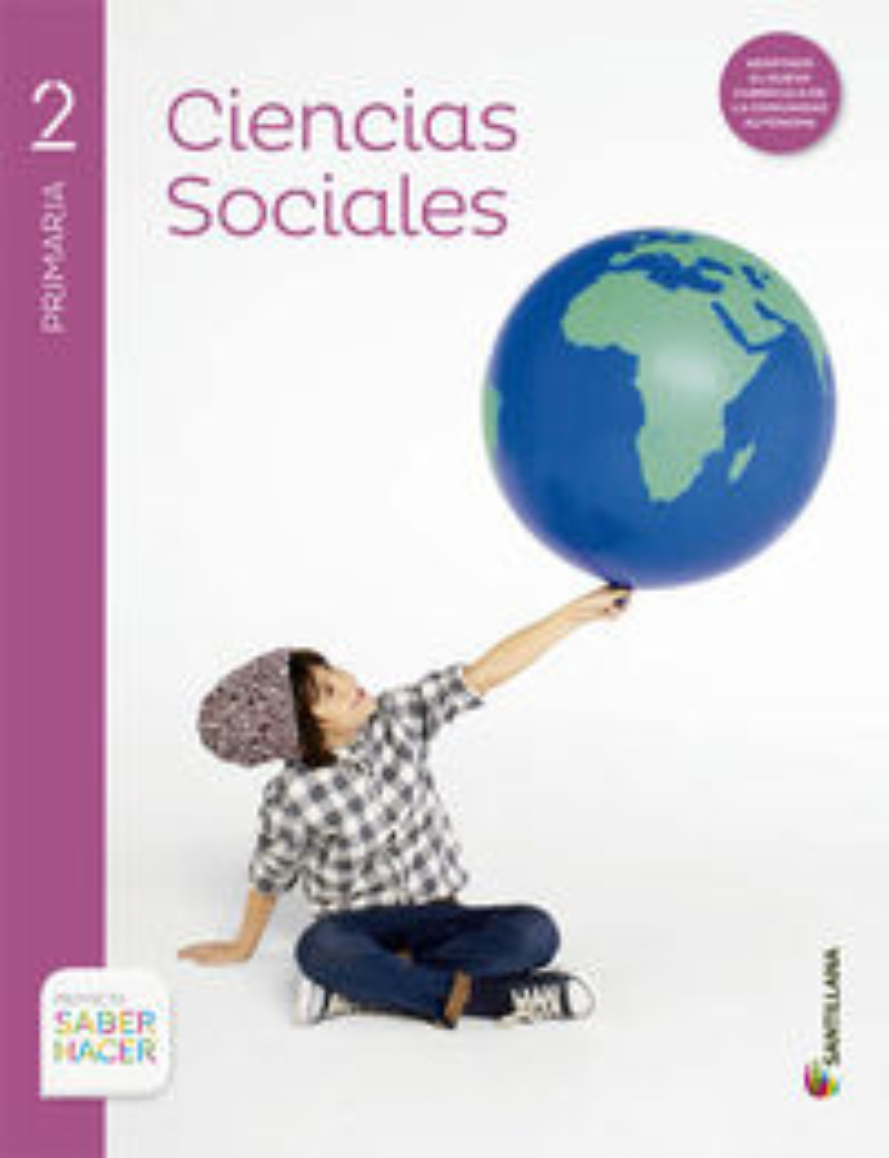 ep 2 - sociales (mec) - saber hacer - Aa. Vv.