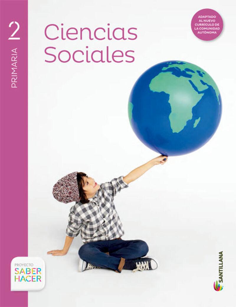 EP 2 - SOCIALES (MEC) - SABER HACER