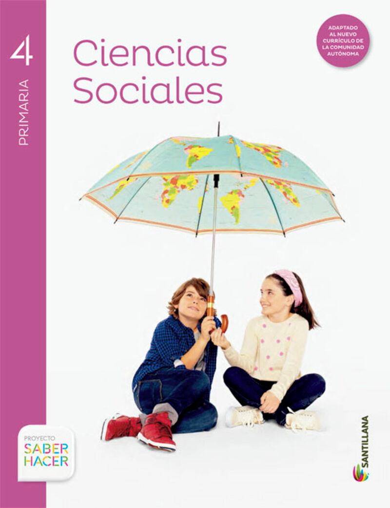EP 4 - SOCIALES (CYL) (+ATLAS) - SABER HACER