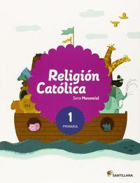 EP 1 - RELIGION - MANANTIAL - SABER HACER