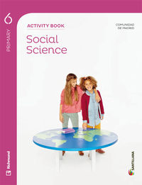 Ep 6 - Sociales Cuad. (ingles) - Social Science Wb (mad) - Aa. Vv.