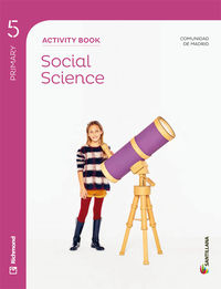 Ep 5 - Sociales Cuad. (ingles) - Social Science Wb (mad) - Aa. Vv.