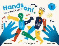 3 YEARS - CLIL I - HANDS ON BODY