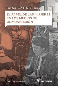 El papel de las mujeres en los medios de comunicacion - Ines Garcia-Albi