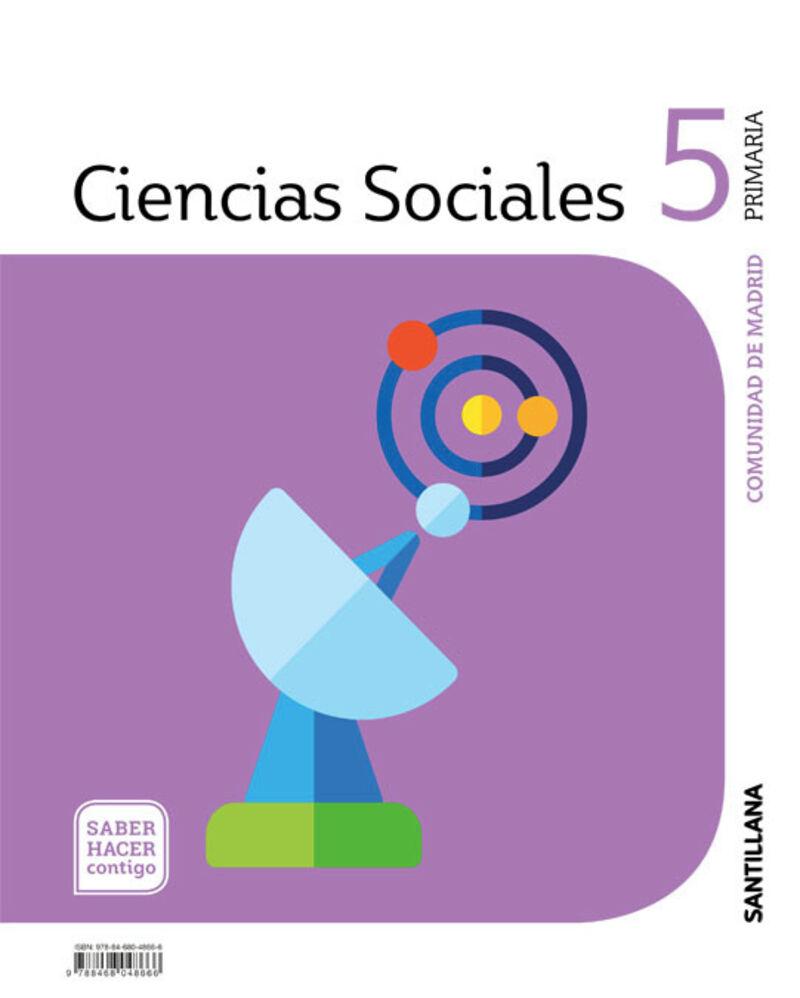 EP 5 - CIENCIAS SOCIALES (MAD) - SABER HACER CONTIGO