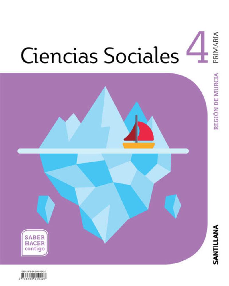 EP 4 - CIENCIAS SOCIALES (MUR) - SABER HACER CONTIGO