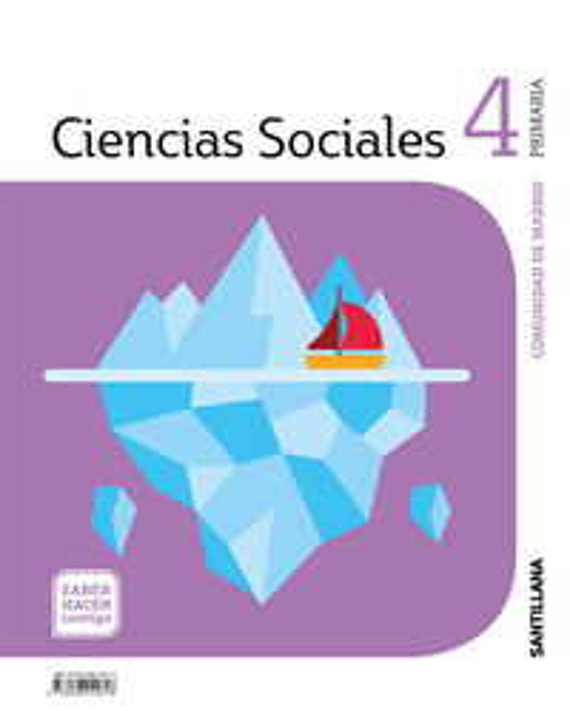 EP 4 - CIENCIAS SOCIALES (MAD) - SABER HACER CONTIGO