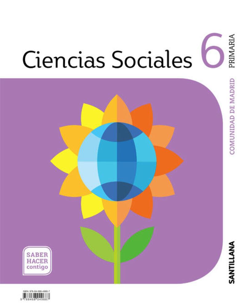 EP 6 - CIENCIAS SOCIALES (MAD) - SABER HACER CONTIGO