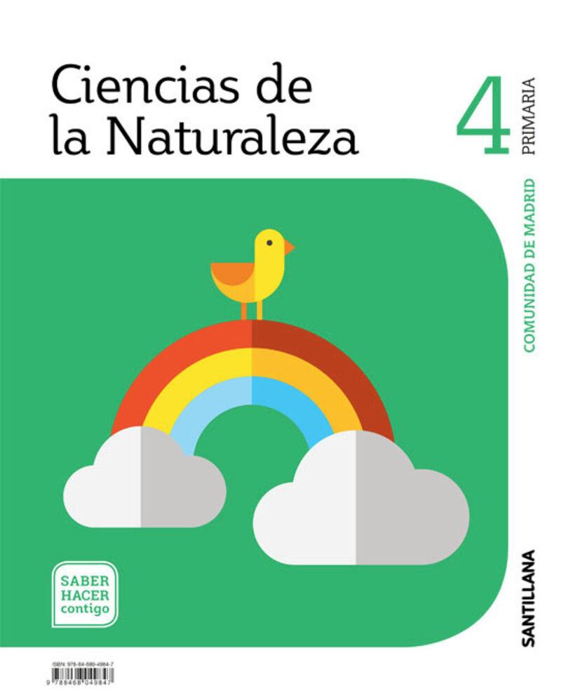 EP 4 - CIENCIAS NATURALES (MAD) - SABER HACER CONTIGO