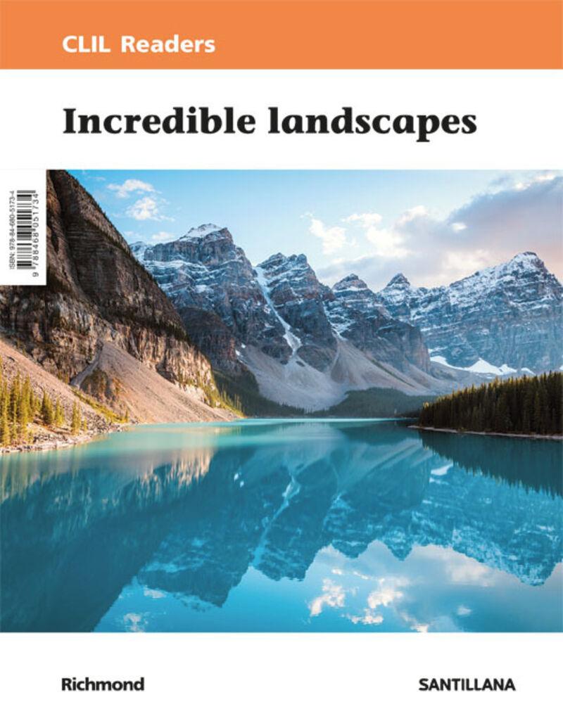 EP 1 - CLIL READERS I - LANDSCAPES