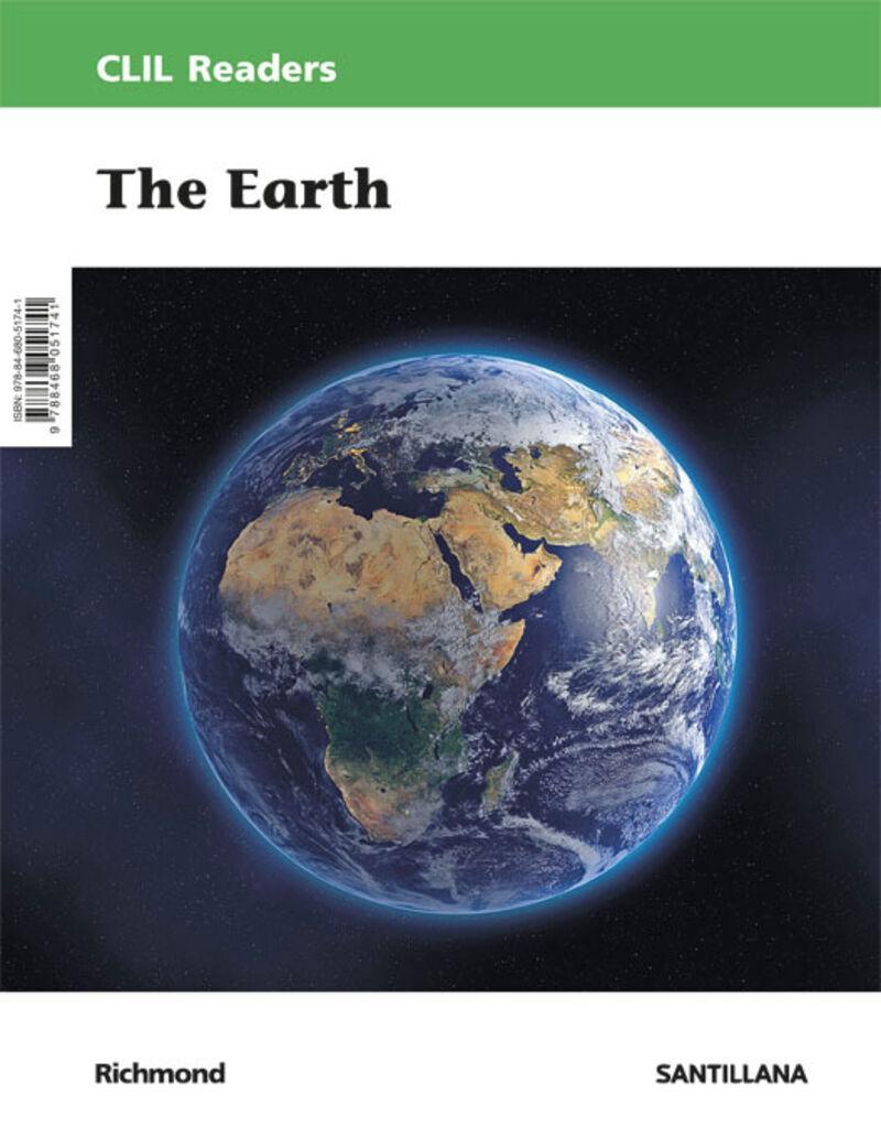 EP 3 - CLIL READERS II - EARTH