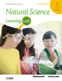 EP 5 - NATURAL SCIENCE WB (MAD) - LEARNING LAB