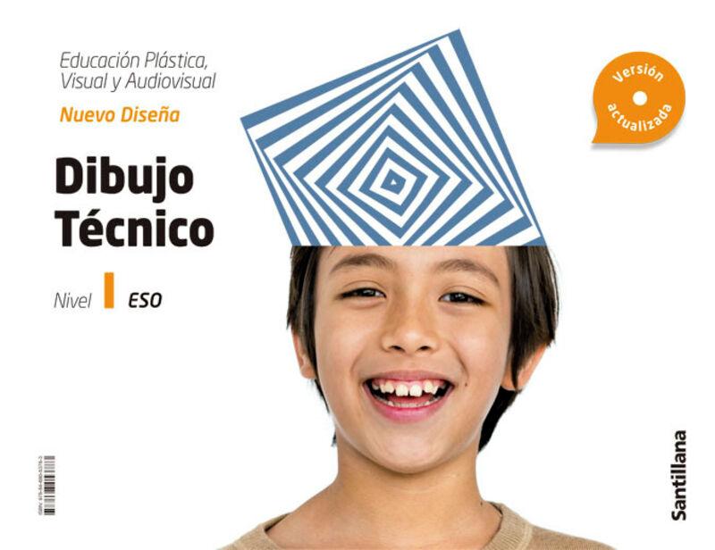 ESO 1 - CUAD DIBUJO TECNICO I - DISEÑA - SABER HACER CONTIGO