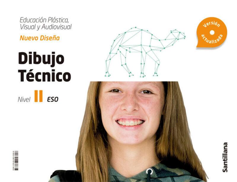 ESO 2 - CUAD DIBUJO TECNICO II - DISEÑA - SABER HACER CONTIGO