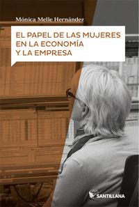 PAPEL DE LAS MUJERES EN LA ECONOMIA, EL