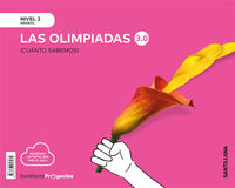 4 AÑOS - NIVEL II - OLIMPIADAS - CUANTO SABEMOS 3.0