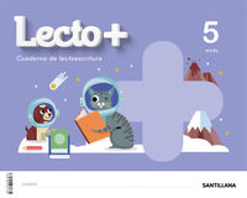 5 Años - Nivel V - Lectoescritura - Lecto+ - Aa. Vv.