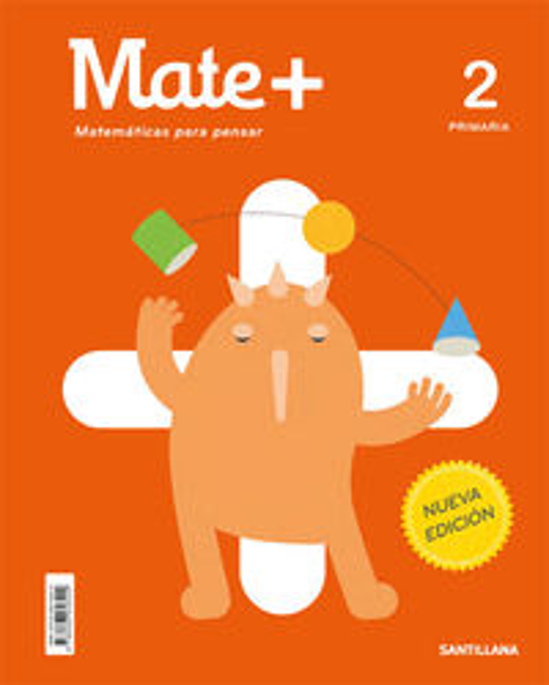 EP 2 - MATEMATICAS - MATE+ - PRACTICA - MATEMATICAS PARA PENSAR