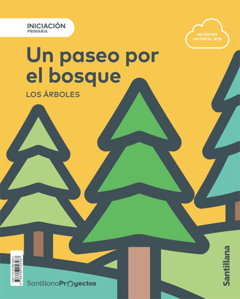 EP 1 - NIVEL I - NATURALES - PASEO POR EL BOSQUE
