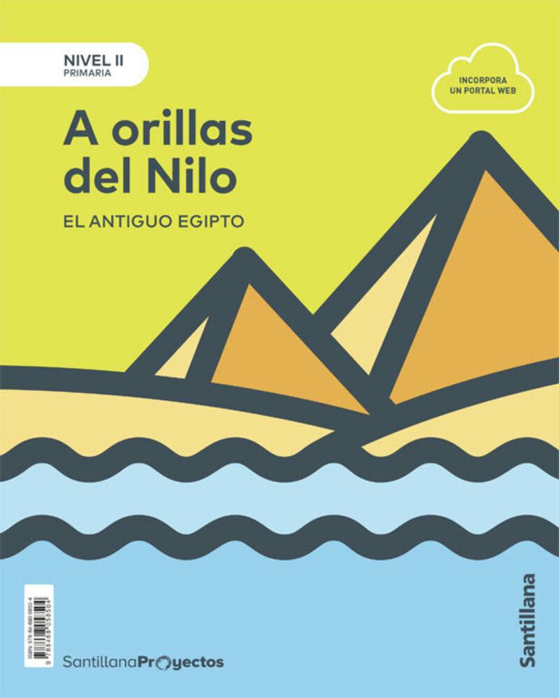 EP 1 - NIVEL I - NATURALES - A ORILLAS DEL NILO. EGIPTO