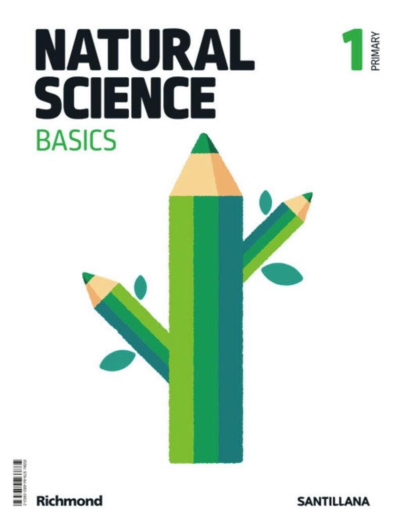 EP 1 - NATURAL SCIENCE BASICS