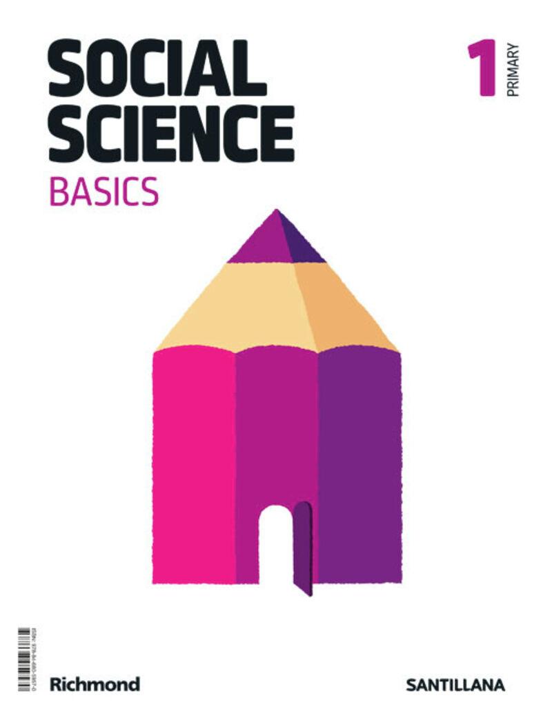 EP 1 - SOCIAL SCIENCE BASICS
