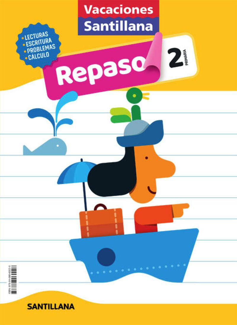 EP 2 - VACACIONES DE REPASO