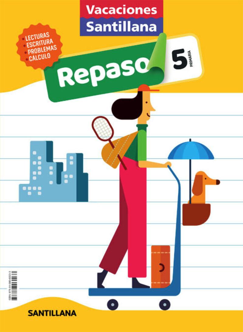EP 5 - VACACIONES DE REPASO