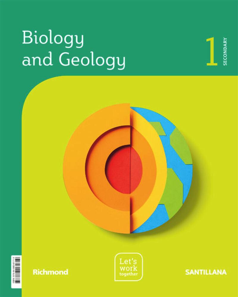 ESO 1 - BIOLOGY & GEOLOGY - CLIL - SABER HACER CONTIGO
