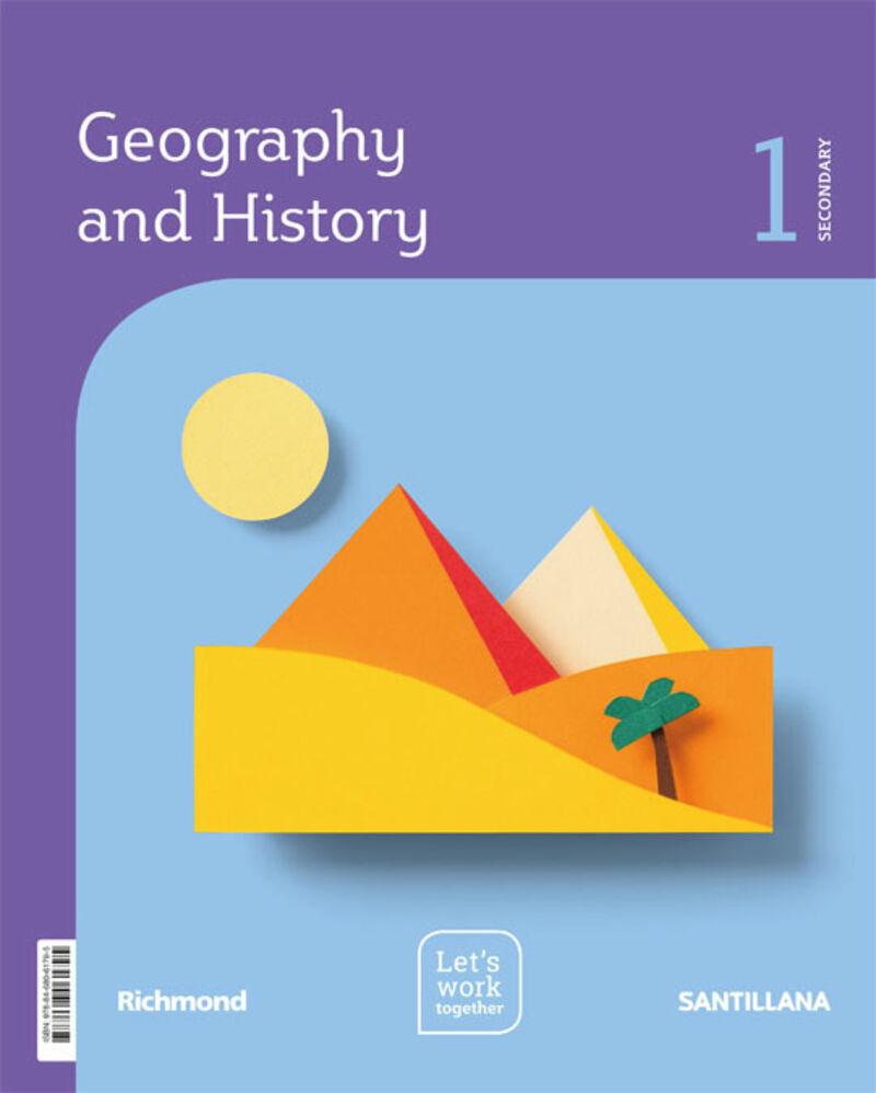 ESO 1 - GEOGRAPHY & HISTORY - CLIL - SABER HACER CONTIGO