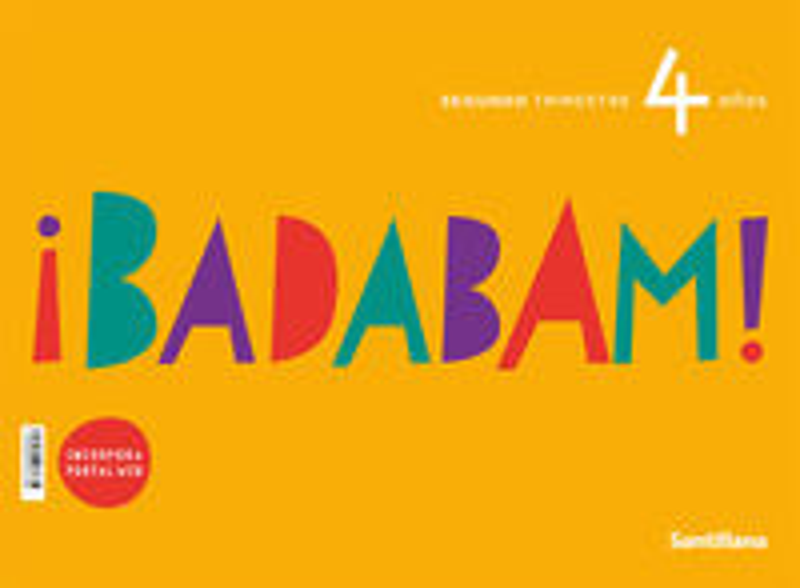4 AÑOS - BADABAM TRIM 2