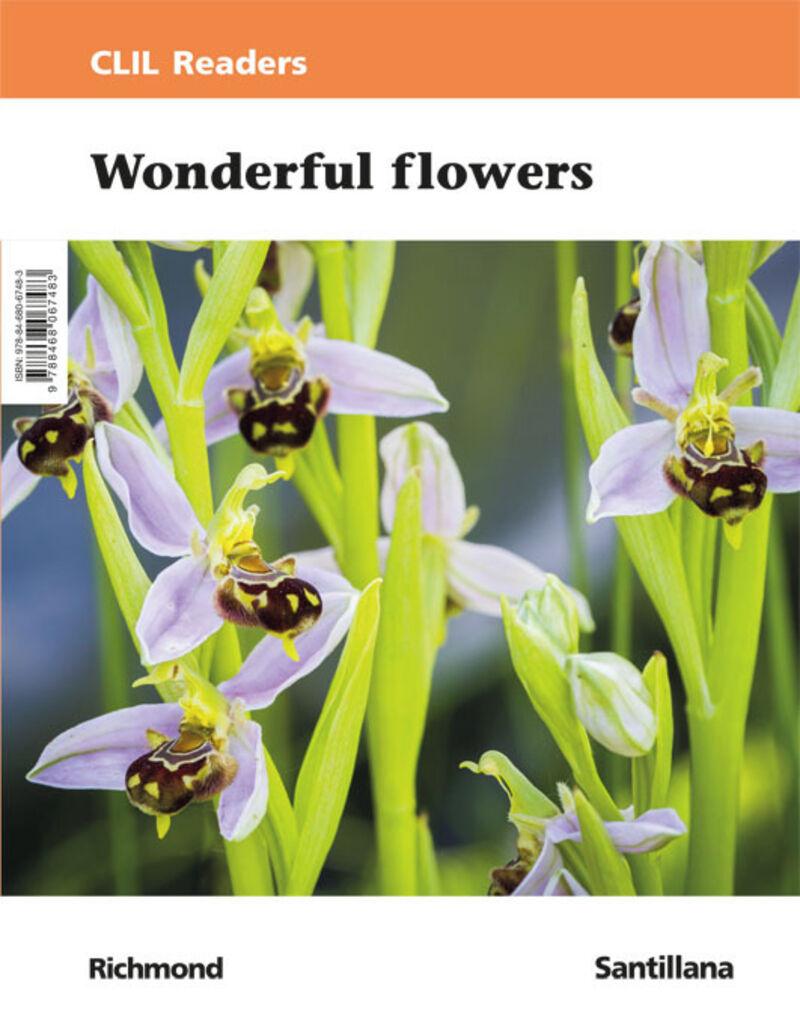 EP 1 - CLIL READERS I - WONDERFUL FLOWER