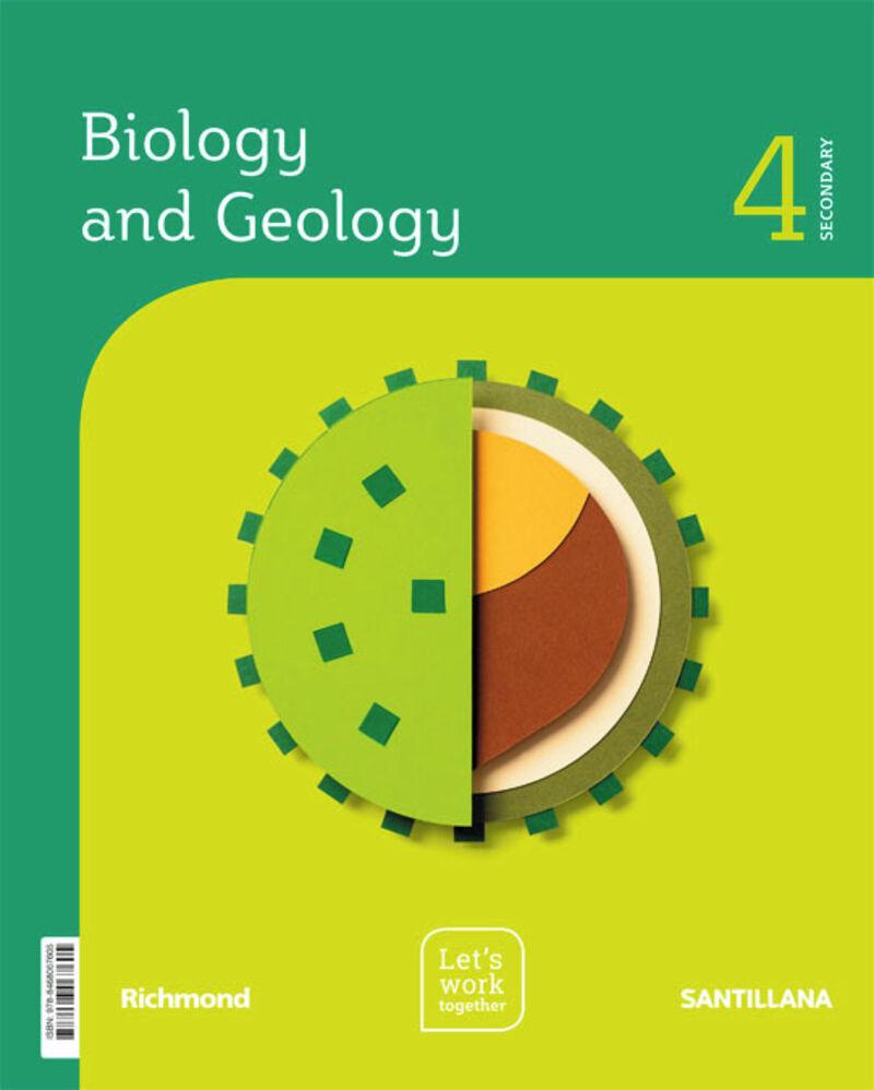 ESO 4 - BIOLOGY & GEOLOGY LWT - CLIL SABER HACER CONTIGO