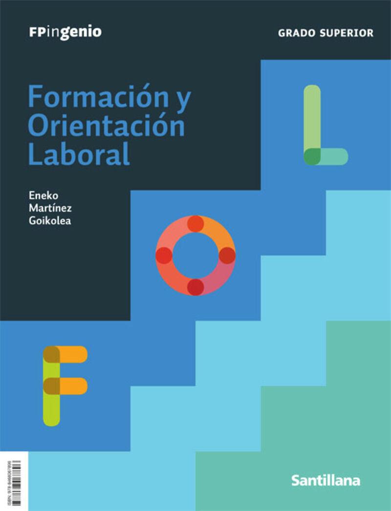 GS - FOL - FORMACION Y ORIENTACION LABORAL - INGENIO