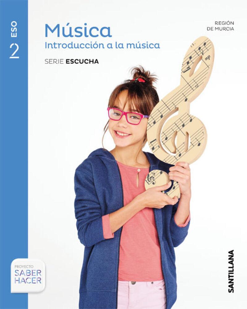 ESO 2 - MUSICA (+CD) (MUR) - SABER HACER CONTIGO