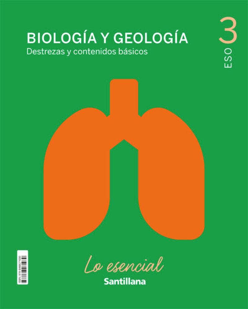 ESO 3 - BIOLOGIA Y GEOLOGIA - LO ESENCIAL