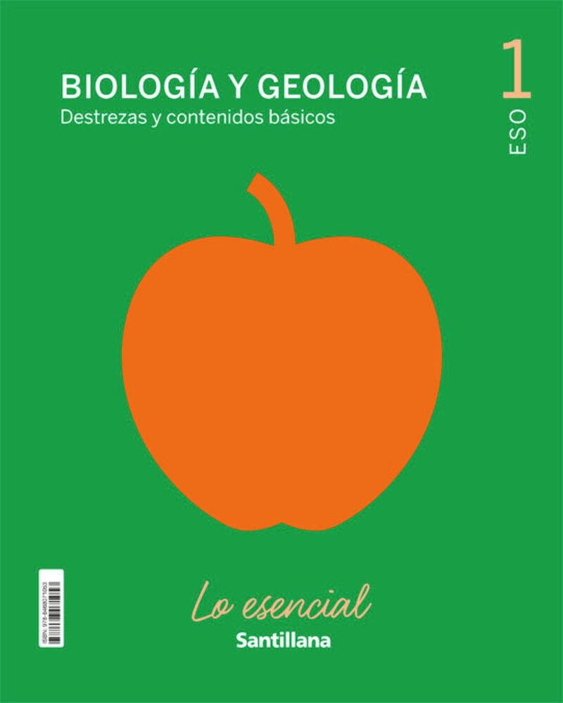 ESO 1 - BIOLOGIA Y GEOLOGIA - LO ESENCIAL