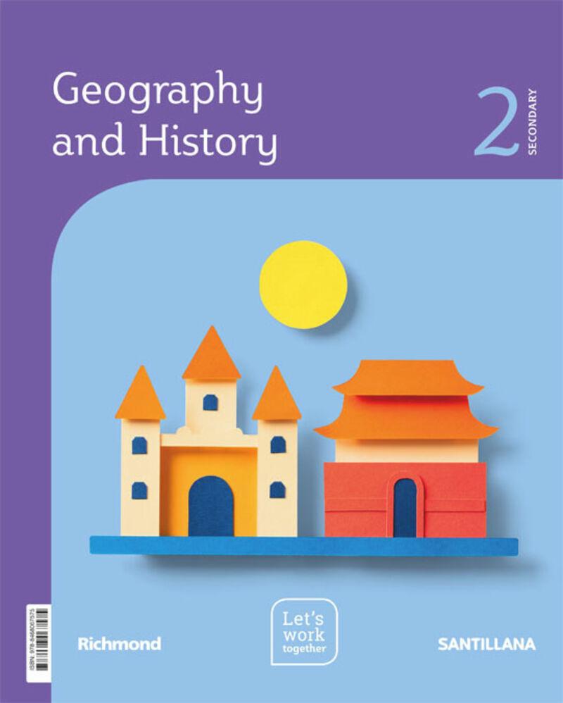 ESO 2 - GEOGRAPHY & HISTORY (LRIO) LWT - CLIL SABER HACER CONTIGO