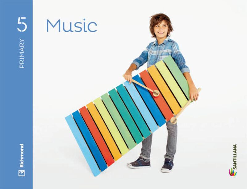 EP 5 - MUSIC (+CD)