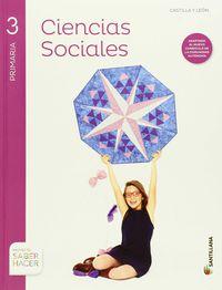 EP 3 - SOCIALES (CYL) (+ATLAS) - SABER HACER