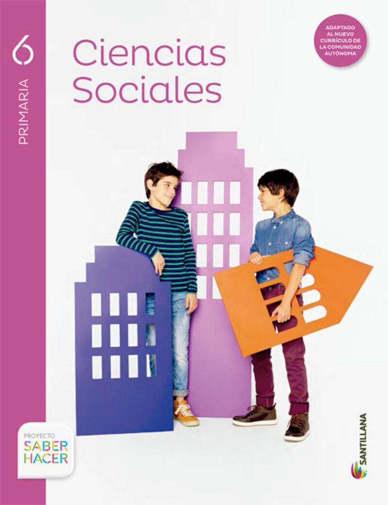 EP 6 - SOCIALES (MEC) - SABER HACER