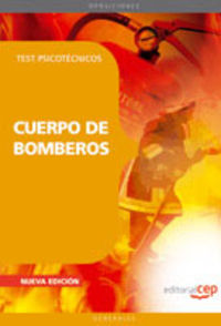 CUERPO DE BOMBEROS - TEST PSICOTECNICOS