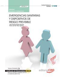 CP - MANUAL - EMERGENCIAS SANITARIAS Y DISPOSITIVOS DE RIESGO PREVISIBLE (MF0362_2)