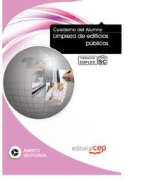LIMPIEZA DE EDIFICIOS PUBLICOS - CUAD. ALUMNO
