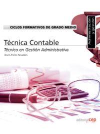 GM - TECNICO EN GESITON ADMINISTRATIVA - TECNICA CONTABLE