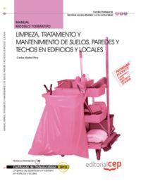 CP - CUAD. LIMPIEZA, TRATAMIENTO Y MANTENIMIENTO DE SUELOS, PAREDES Y TECHOS EN EDIFICIOS Y LOCALES