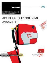 CP - CUAD. APOYO AL SOPORTE VITAL AVANZADO (TRANSVERSAL) - UF0678