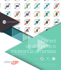 EF - CONTROL DE ALERGENOS E INTOLERANCIA ALIMENTARIA (SANP0008PO)